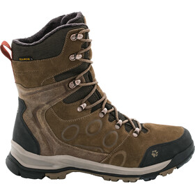 Jack Wolfskin Glacier Bay Texapore High Shoes Men earth brown